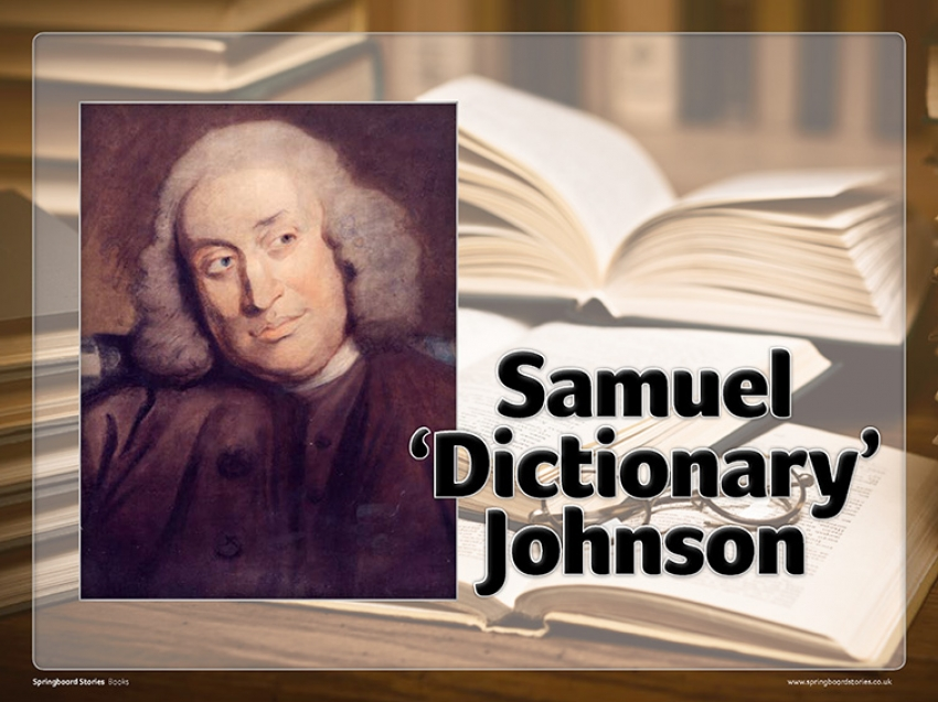 Samuel Johnson slideshow
