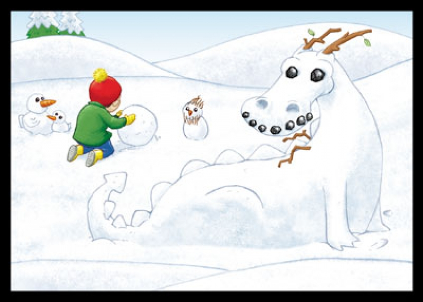 Build a snow creature interactive game – MacOsx