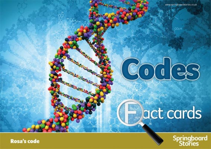 Codes fact cards